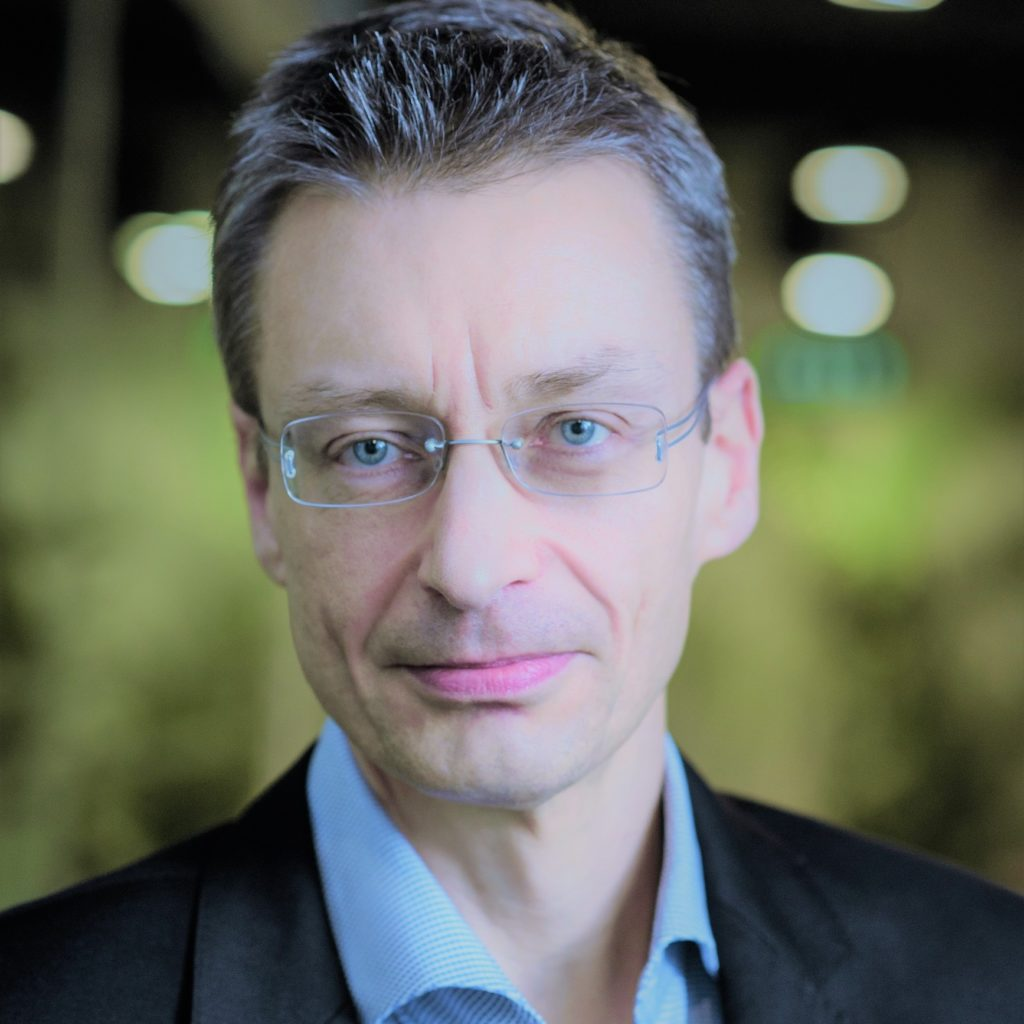 Pierre Bonnet, vice president of Product and Engineering at TIBCO Software